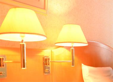 ホテル様用客室シェード